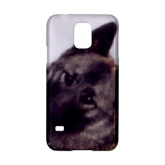 Norwegian Elkhound Samsung Galaxy S5 Hardshell Case