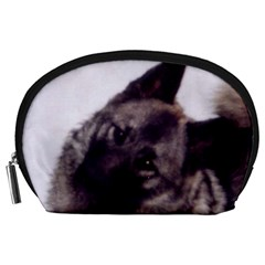 Norwegian Elkhound Accessory Pouches (Large)