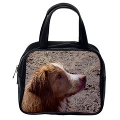 Nova Scotia Duck Tolling Retriever Classic Handbags (One Side)