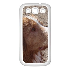 Nova Scotia Duck Tolling Retriever Samsung Galaxy S3 Back Case (White)