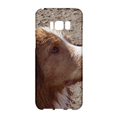 Nova Scotia Duck Tolling Retriever Samsung Galaxy S8 Hardshell Case