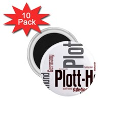 Plott Mashup 1.75  Magnets (10 pack)