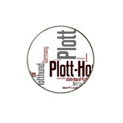 Plott Mashup Hat Clip Ball Marker (10 pack)