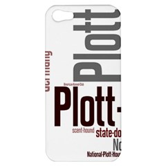 Plott Mashup Apple iPhone 5 Hardshell Case