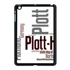 Plott Mashup Apple iPad Mini Case (Black)