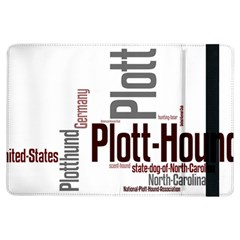 Plott Mashup iPad Air Flip