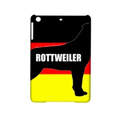 Rottweiler Name Silo On Flag iPad Mini 2 Hardshell Cases