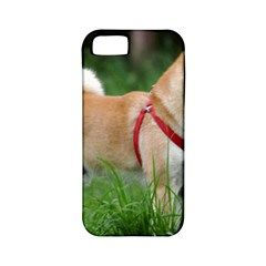 Shiba 2 Full Apple iPhone 5 Classic Hardshell Case (PC+Silicone)