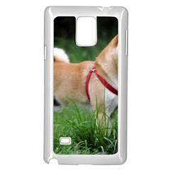 Shiba 2 Full Samsung Galaxy Note 4 Case (White)