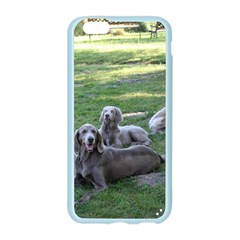 Longhair Weims Apple Seamless iPhone 6/6S Case (Color)