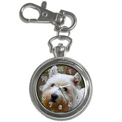 West Highland White Terrier Key Chain Watches