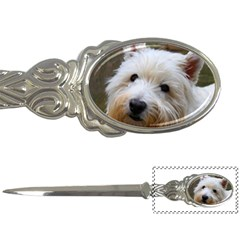 West Highland White Terrier Letter Openers