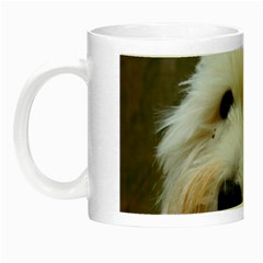 West Highland White Terrier Night Luminous Mugs