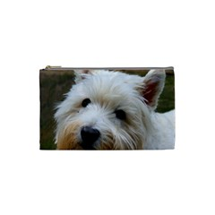 West Highland White Terrier Cosmetic Bag (Small)