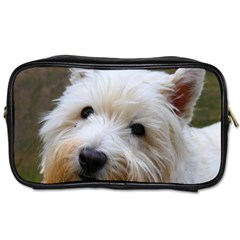 West Highland White Terrier Toiletries Bags 2-Side