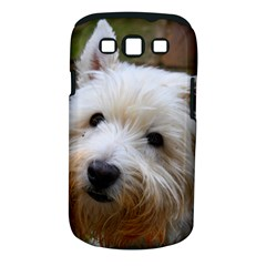 West Highland White Terrier Samsung Galaxy S III Classic Hardshell Case (PC+Silicone)