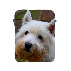 West Highland White Terrier Apple iPad 2/3/4 Protective Soft Cases