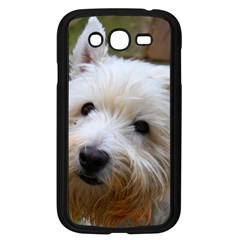 West Highland White Terrier Samsung Galaxy Grand DUOS I9082 Case (Black)