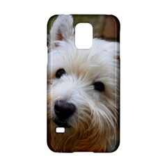 West Highland White Terrier Samsung Galaxy S5 Hardshell Case
