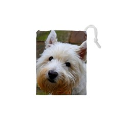 West Highland White Terrier Drawstring Pouches (XS)