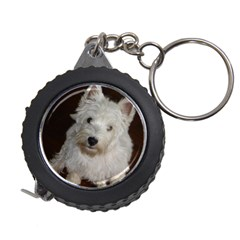 West highland white terrier puppy Measuring Tapes