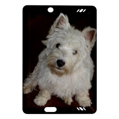 West highland white terrier puppy Amazon Kindle Fire HD (2013) Hardshell Case