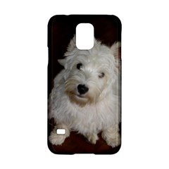 West highland white terrier puppy Samsung Galaxy S5 Hardshell Case