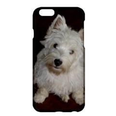 West highland white terrier puppy Apple iPhone 6 Plus/6S Plus Hardshell Case