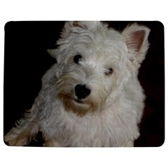 West highland white terrier puppy Jigsaw Puzzle Photo Stand (Rectangular)