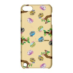 Sloth Tan Bg Apple iPod Touch 5 Hardshell Case with Stand
