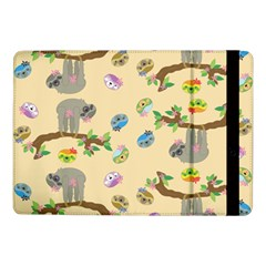 Sloth Tan Bg Samsung Galaxy Tab Pro 10.1  Flip Case