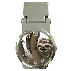 Sloth Hippie Money Clip Watches