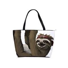 Sloth Hippie Shoulder Handbags