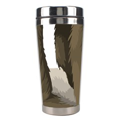 Sloth Hippie Stainless Steel Travel Tumblers