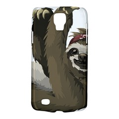 Sloth Hippie Galaxy S4 Active