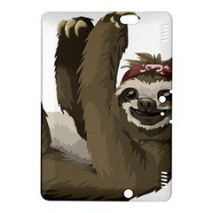 Sloth Hippie Kindle Fire HDX 8.9  Hardshell Case