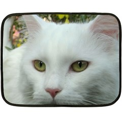 Maine Coon 4 Fleece Blanket (Mini)