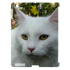 Maine Coon 4 Apple iPad 3/4 Hardshell Case (Compatible with Smart Cover)