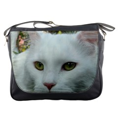 Maine Coon 4 Messenger Bags