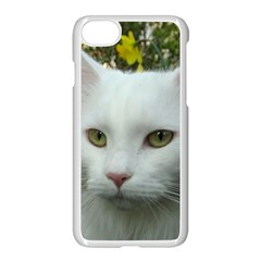 Maine Coon 4 Apple iPhone 7 Seamless Case (White)