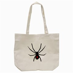 Black Widow cartoon Tote Bag (Cream)
