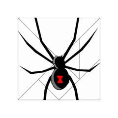 Black Widow cartoon Acrylic Tangram Puzzle (4  x 4 )