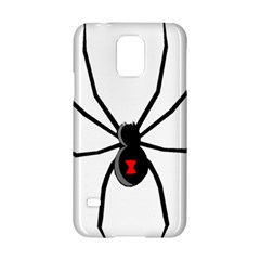 Black Widow cartoon Samsung Galaxy S5 Hardshell Case