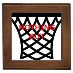 Nothing But Net Framed Tiles