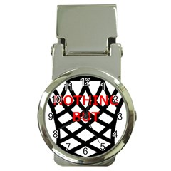 Nothing But Net Money Clip Watches
