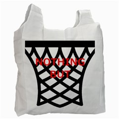Nothing But Net Recycle Bag (Two Side)