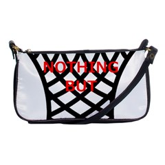 Nothing But Net Shoulder Clutch Bags