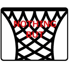 Nothing But Net Fleece Blanket (Medium)