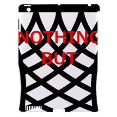 Nothing But Net Apple iPad 3/4 Hardshell Case (Compatible with Smart Cover)