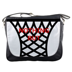 Nothing But Net Messenger Bags